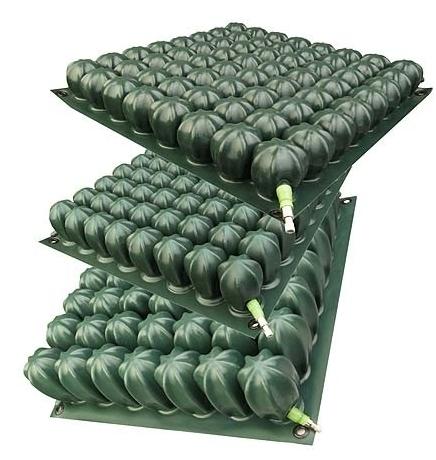 conform 4 kammer luftkissen system aus naturkautschuk. Black Bedroom Furniture Sets. Home Design Ideas